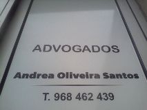 Andrea Oliveira Santos - Advogada Odivelas