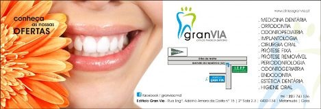 Foto de Gran Via - Clínica Médica Dentária Lda----Mafamude/Gaia