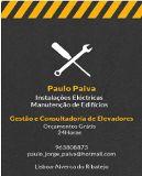 Paulo Paiva Electricista 24H Vila Franca de Xira