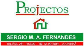 Projectos Sérgio M. A. Fernandes Lourinhã